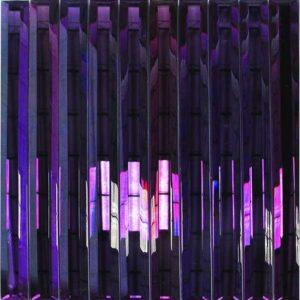 Gạch trang trí Mosaic Kính Thủy XN430300-B1