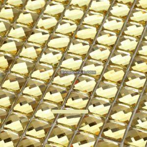 Gạch mosaic kim cương F2X-5