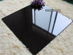 Gạch đen trơn 60x60 Trung Quốc