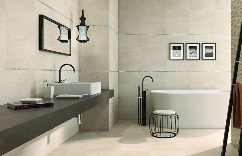 Image result for nhà vệ sinh gạch vân đá