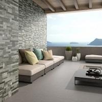 Gạch ốp tường Ngoại Thất Bạch Mã 300x600 mm
