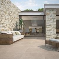 Gạch ốp tường ngoại thất Keraben 300x600 mm