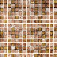 Gạch mosaic thủy tinh mờ 8mm