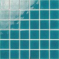 Gạch mosaic hồ bơi - Gạch mosaic men rạn