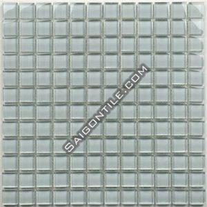 Gạch mosaic thủy tinh đơn sắc TA003