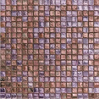 Gạch mosaic thủy tinh mờ 4mm