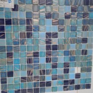 Gạch Mosaic Thủy Tinh Mờ SA018