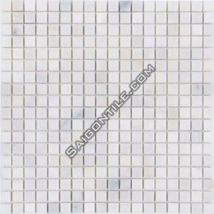 Đá tự nhiên ốp tường - Mosaic đá tự nhiên MK01-P