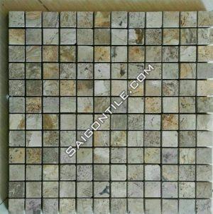 Đá tự nhiên ốp tường - Mosaic đá tự nhiên SY01-P