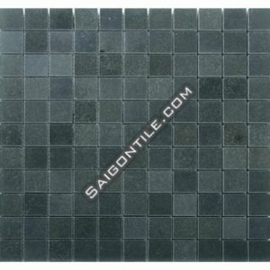 Bluestone mosaic tiles 23x23mm B01-R