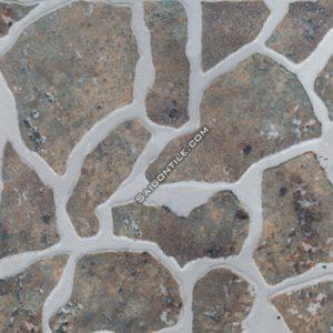 Gạch ốp sàn nhà sân vườn Đồng Tâm 40x40 4DM01
