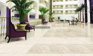 Gạch lát nền chống trượt đá granite 6060MEKONG001