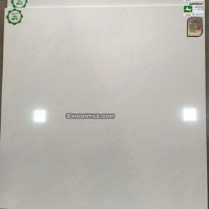 Gạch bóng kiếng White Horse vân mây vàng 80x80 HRP8002 2019