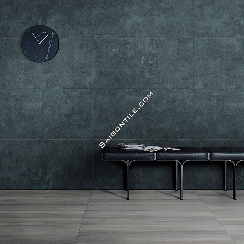 Gạch terrazzo granite BLA04