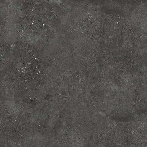 Gạch terrazzo porcelain granite xám đen nhám 90x90 BLA04