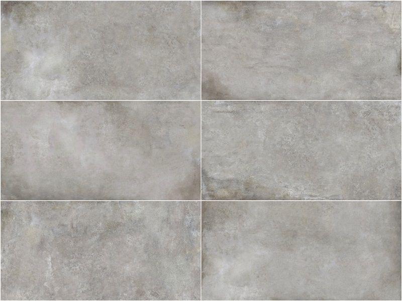 Gạch thiết kế bê tông 75x150 Firenze Grigio F3