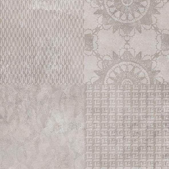 Gạch toilet vân cement Firenze Cenere MTXF2