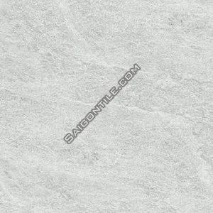 Gạch lát nền Taicera giả đá màu xám trắng chống trượt 30x60 G63763