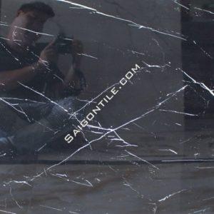 Gạch 60x120 vân đá marble màu đen nhập khẩu Trung Quốc DBH12689