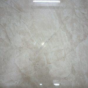 Gạch đá granite khổ lớn 1mx1m marble cream màu kem begie DBPH1206