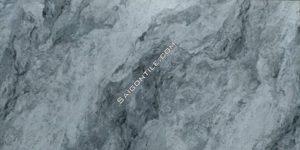 Gạch đá tự nhiên vân khói xám giả cổ bóng kiếng 60x120 DBLH12604