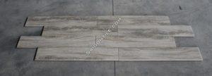 Gạch giả gỗ 15x80 màu xám giá rẻ nhập khẩu Trung Quốc DW15833