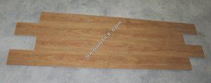 Gạch giả gỗ 15x90 màu nâu porcelain mờ giá rẻ Trung Quốc DMW15929