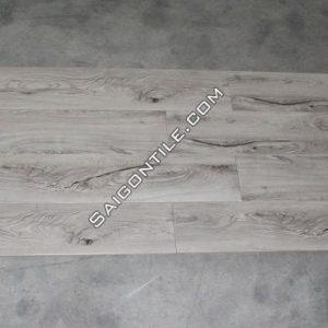 Gạch giả gỗ 20x120 lát nền khổ lớn xám nhạt Trung Quốc DMW212H12