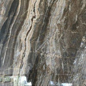 Gạch granite marble nâu grey nhũ vàng 80x80 bóng kính DNY8V660