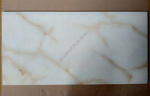 Gạch men đẹp giả đá vân cam 40x80 2 rảnh Trung Quốc DBG48031