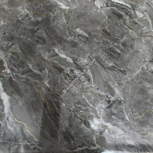 Gạch nhũ vàng vân đá marble xám 80x80 cao cấp nhập khẩu DNY8V790