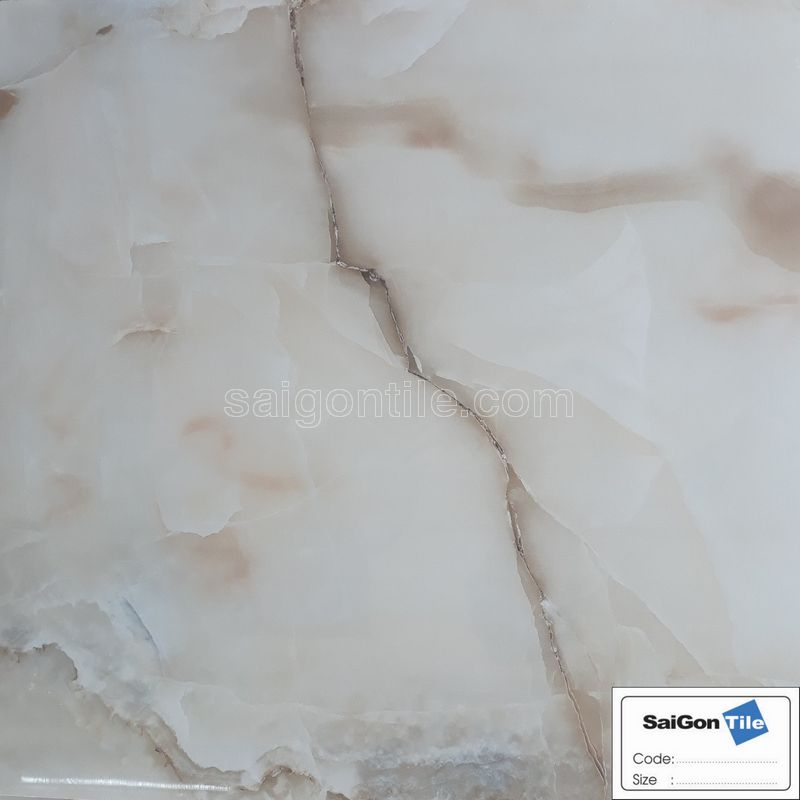 Gạch 3D ốp tường vân nâu 600x600 DBY6642