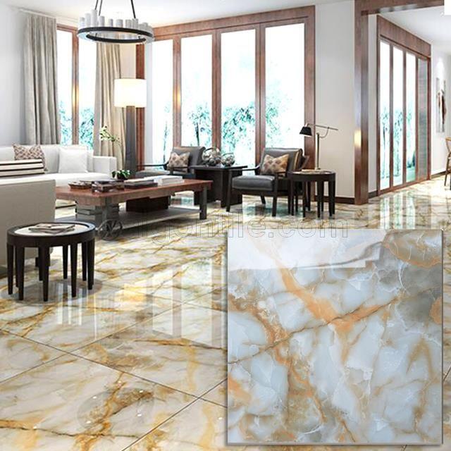 Gạch 3D vân đá ngọc thạch Trung Quốc DBY6695