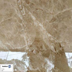 Gạch màu nâu nhạt vân đá marble Tây Ban Nha 800x800 cao cấp DTY8869