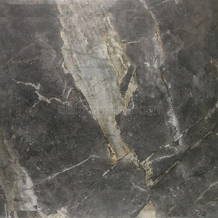Gạch màu xám đậm 60x60 DBY66812