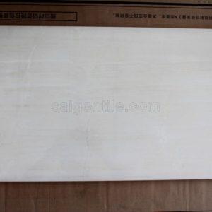 Gạch men vân gỗ sọc màu trắng 400x800 Trung Quốc giá rẻ DBG48083