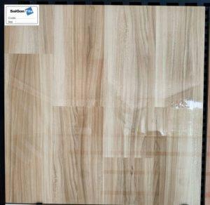 Gạch vân gỗ 80x80 nâu nhạt Trung Quốc DY8D161