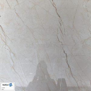 Gạch vi tinh siêu bóng 80x80 marble royal cream Trung Quốc DK8T6108