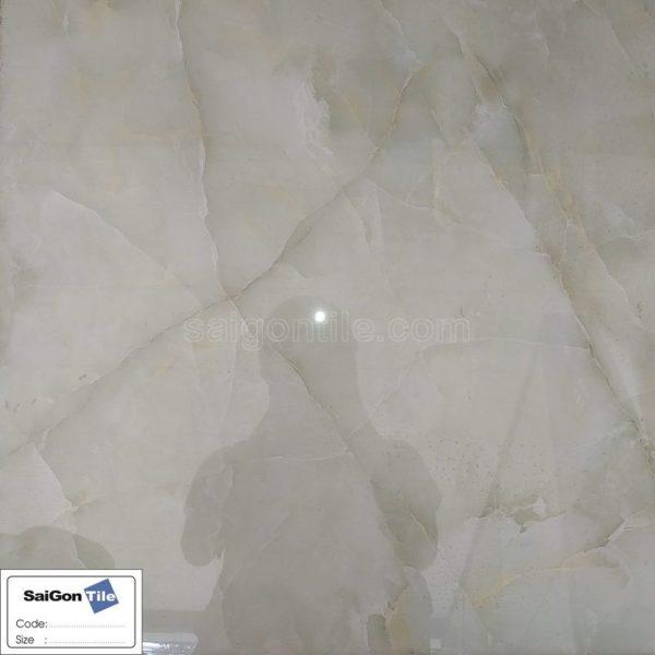 Gạch xanh ngọc bích cẩm thạch bóng kiếng 60x60 nhập khẩu DBY6644