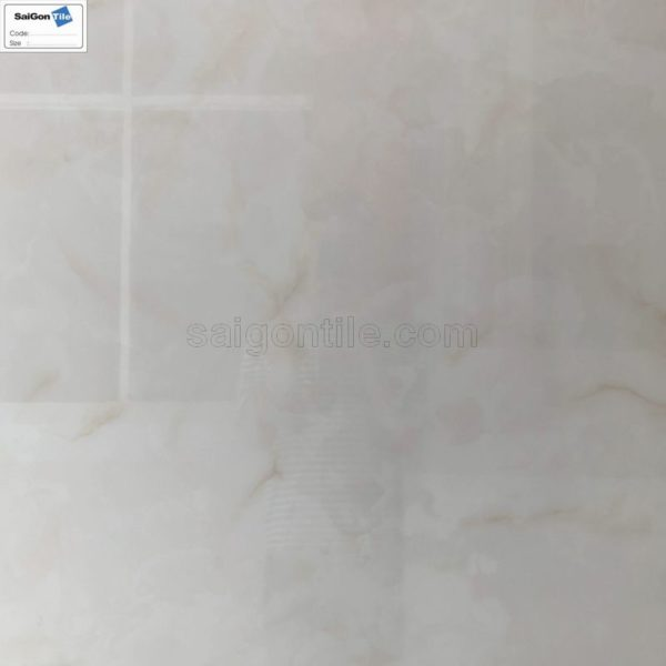 Gạch bóng kính vân đá cẩm thạch 80x80 nhập khẩu DBY88034