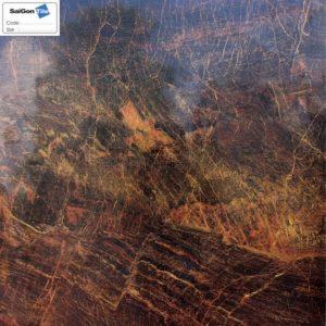 Gạch dán sàn vân đá nâu 80x80 bóng kính Trung Quốc DBY8862L