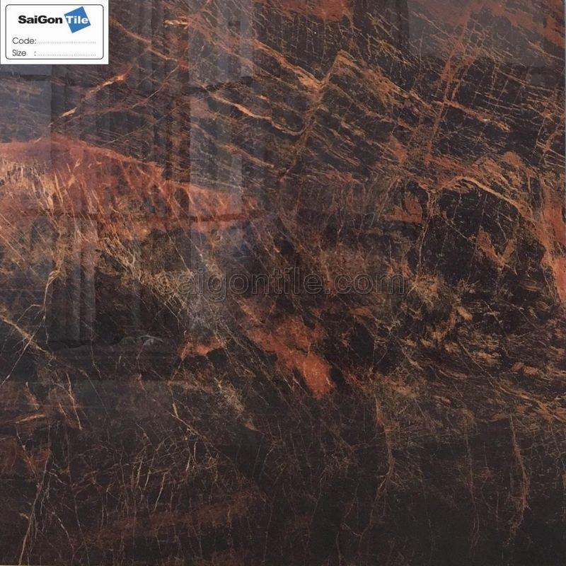 Gạch dán sàn vân đá nâu Trung Quốc DBY8862L