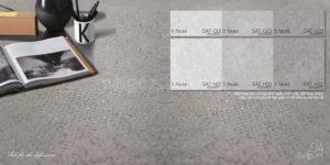 Gạch lát nền 300x600 Eurotile Sa Thạch vân đá terrazzo SAT G03 - Bộ sưu tập Sa Thạch