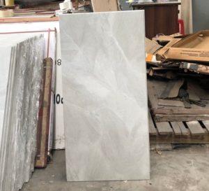 Gạch lát nền 400x800 Trung Quốc bóng kính giả đá DBY48116A