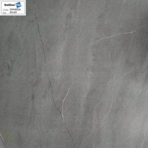Gạch lát nền 800x800 Trung Quốc nhám vân đá xám đậm DMH8036