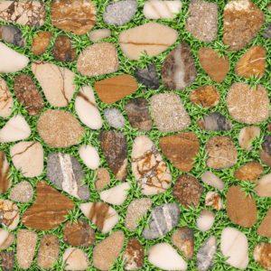 Gạch lát nền sân vườn 300x600 Đồng Tâm greenery 3060GREENERY002