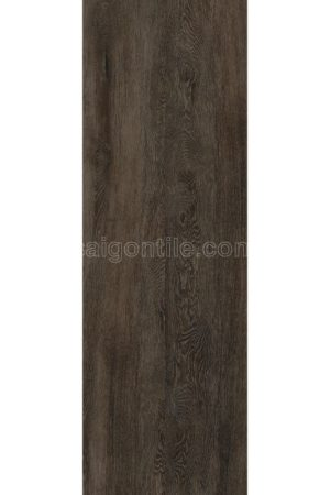 Gạch vân gỗ Eurotile 15x90 Mộc Miên cao cấp nâu socola MMI M03