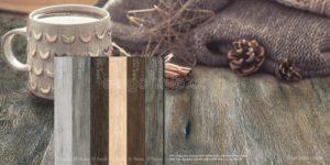 Bộ sưu tập Gạch vân gỗ Eurotile 15x90 Mộc Miên cao cấp nâu socola MMI M03