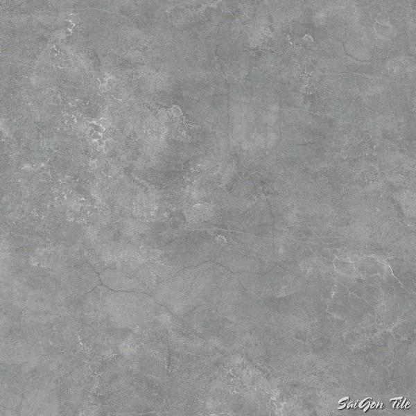 Gạch lát nền Đồng Tâm 600x600 6060MOMENT011 marble xám đậm